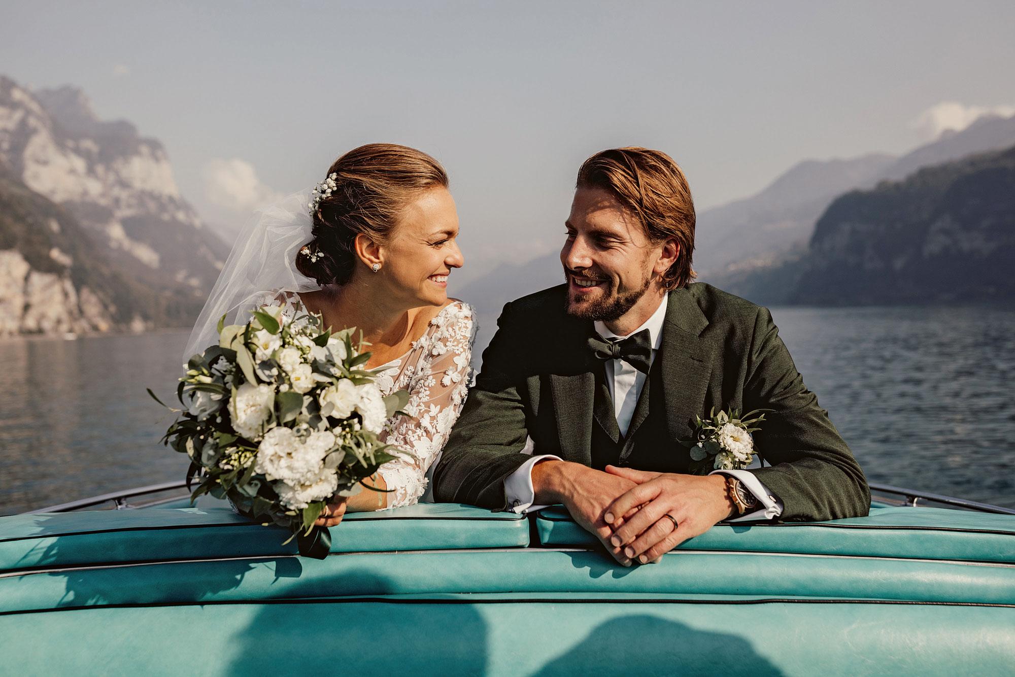 Linda & Enrico