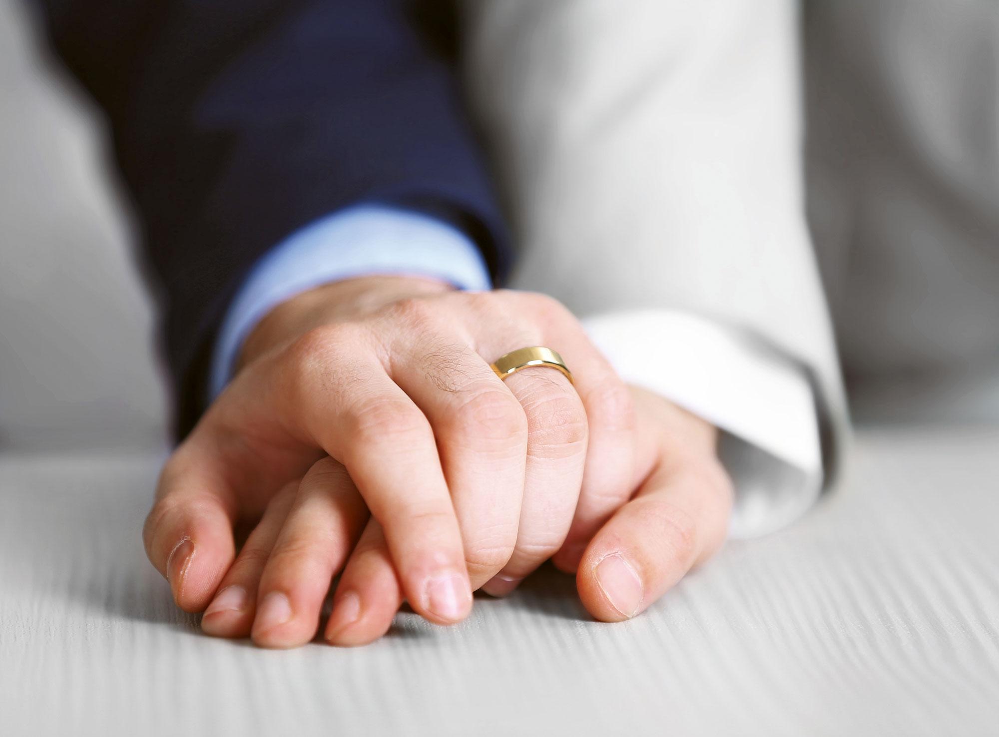 Was ändert  sich mit der Ehe  für Alle?