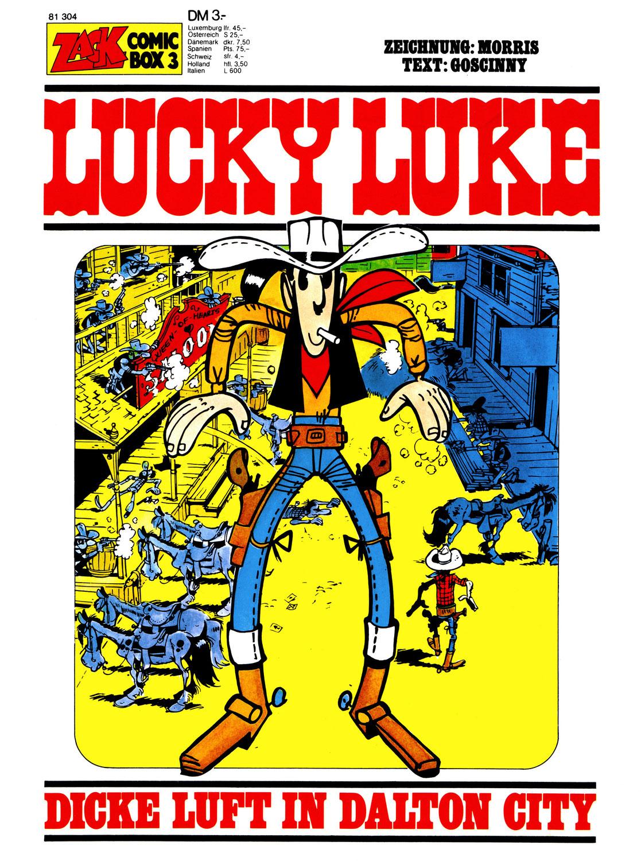 """""""Lucky Luke01 - Dicke Luft in Dalton City."""""""