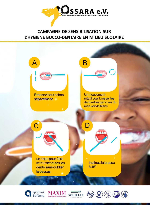 Zahngesundheit für Schulkinder in Togo
