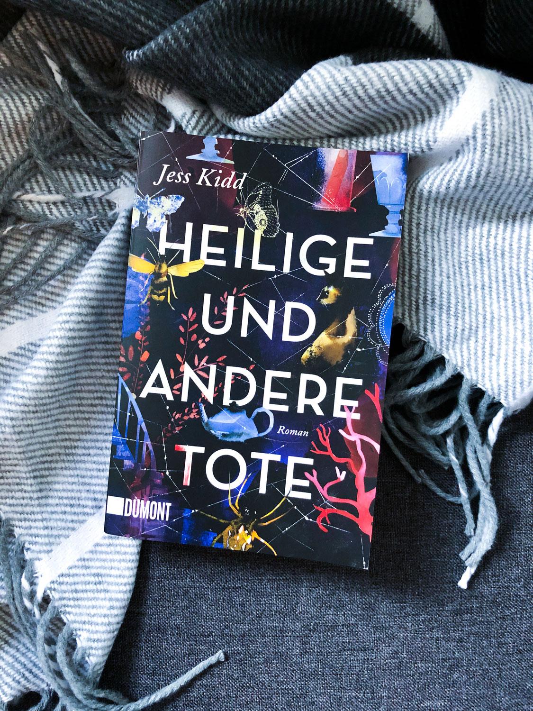 """""""Heilige und andere Tote"""" von Jess Kidd"""