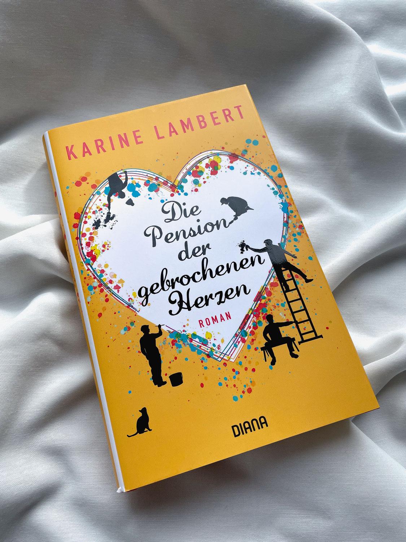 """""""Die Pension der gebrochenen Herzen"""" von Karine Lambert"""