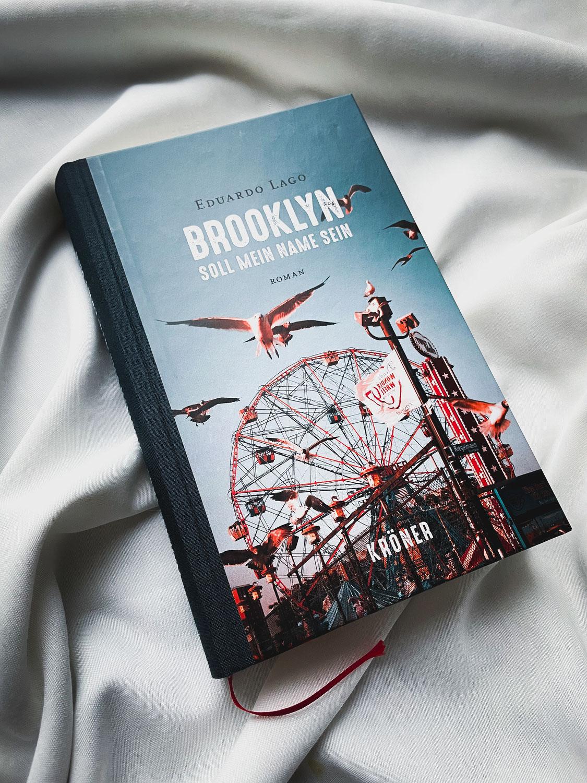 """""""Brooklyn soll mein Name sein"""" von Eduardo Lago"""