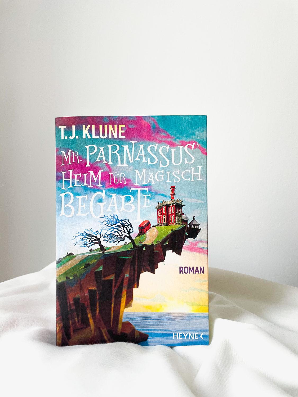 """""""Mr. Parnassus' Heim für magisch Begabte"""" von T.J. Klune"""