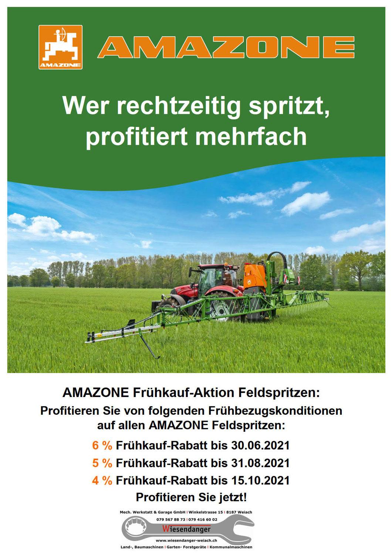 Amazone Aktionen