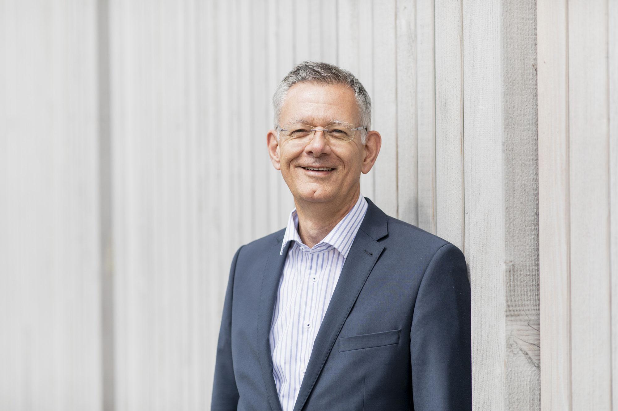 Jürg Eggenberger, Geschäftsführer der Schweizer Kader Organisation SKO - Swiss Leaders