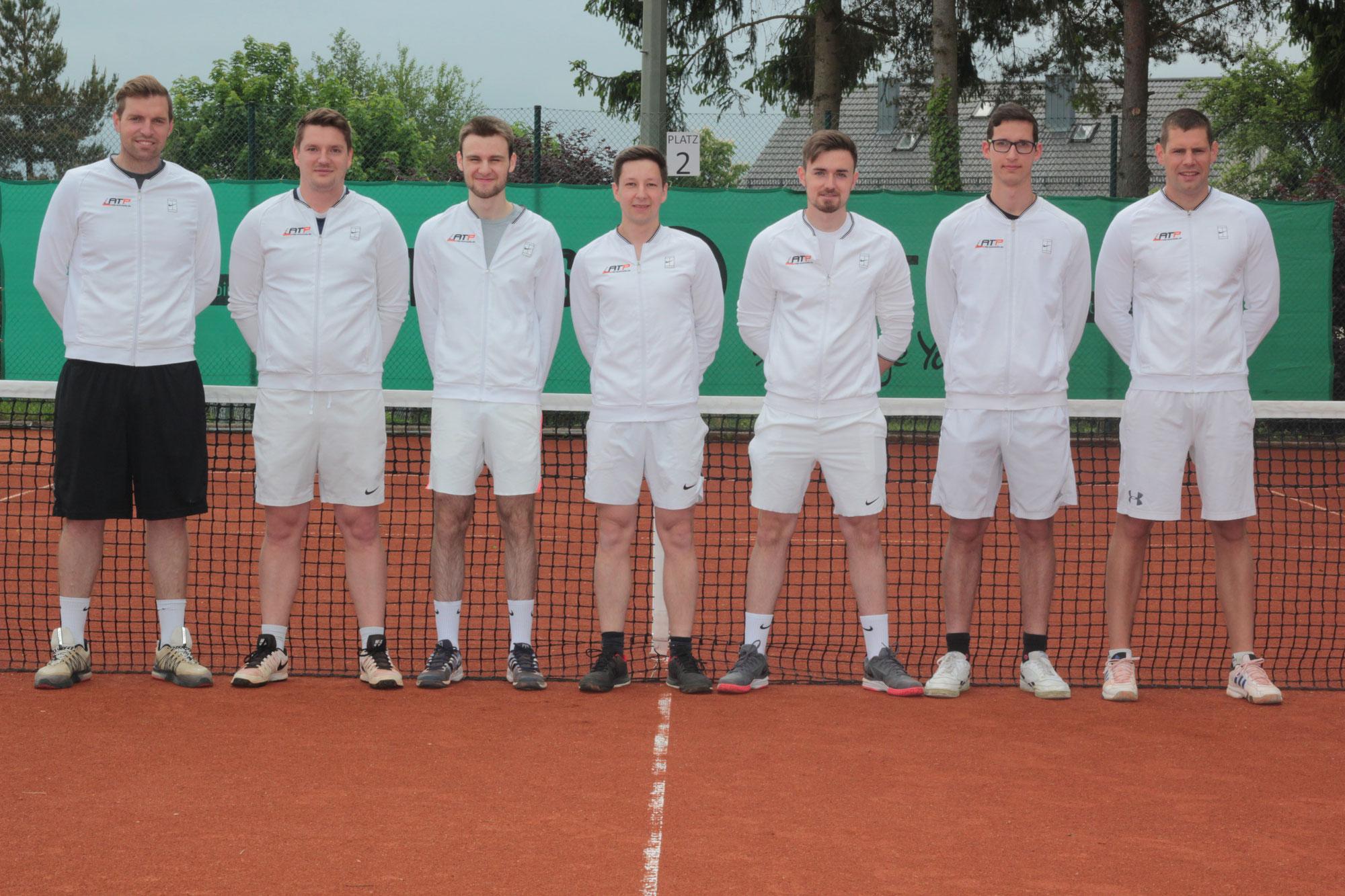 Tennis: Herrenmannschaft vor Start in Wintersaison 2021/22