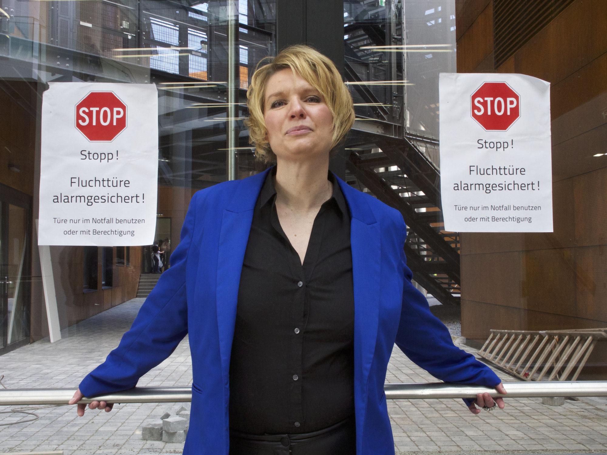 CEO Yvonne Hofstetter to deliver keynote at Bayern Innovativ, Show 1