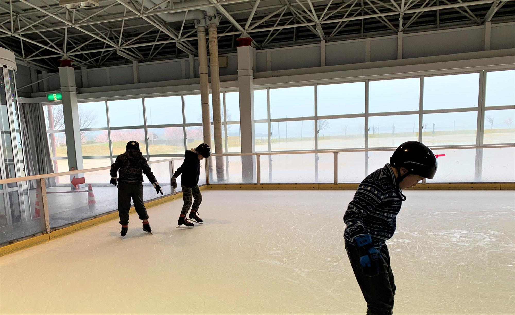 体験教室&スケート教室(2020)   申込受付を終了しました。参加申し込みをされた方ありがとうございました。