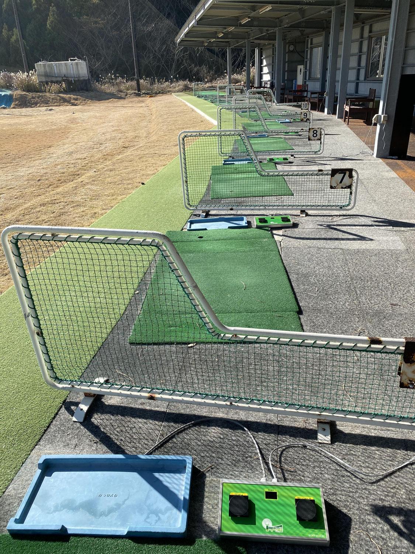 平岡サンバレーゴルフ練習場様でインパクティーを納入いたしました