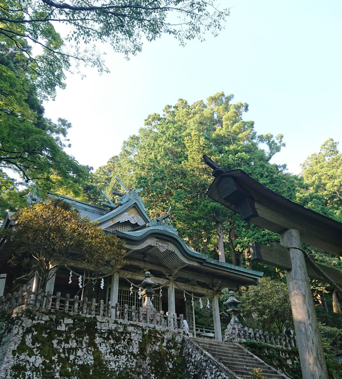 神社仏閣が好き