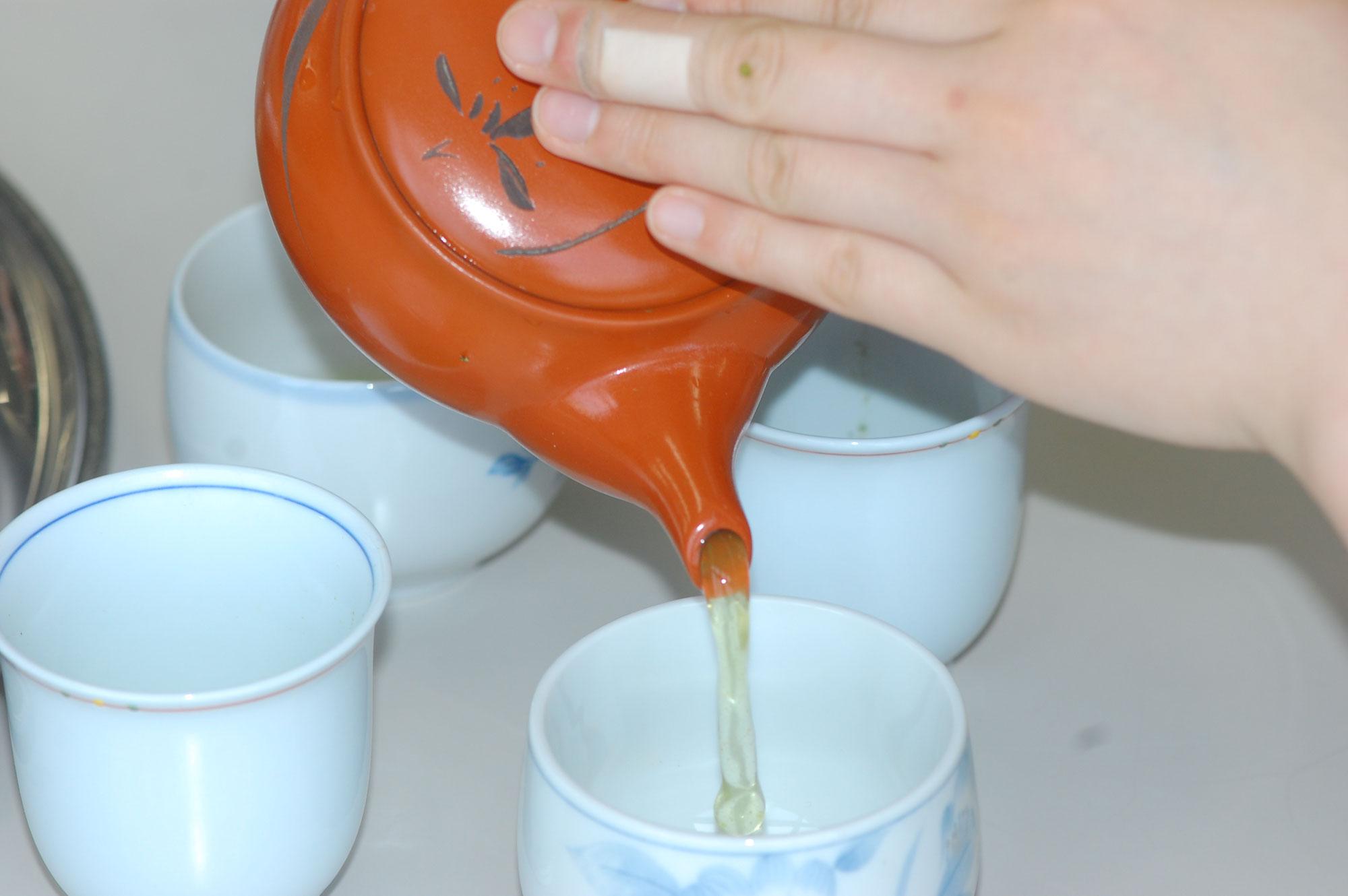 特別講座(日本茶)