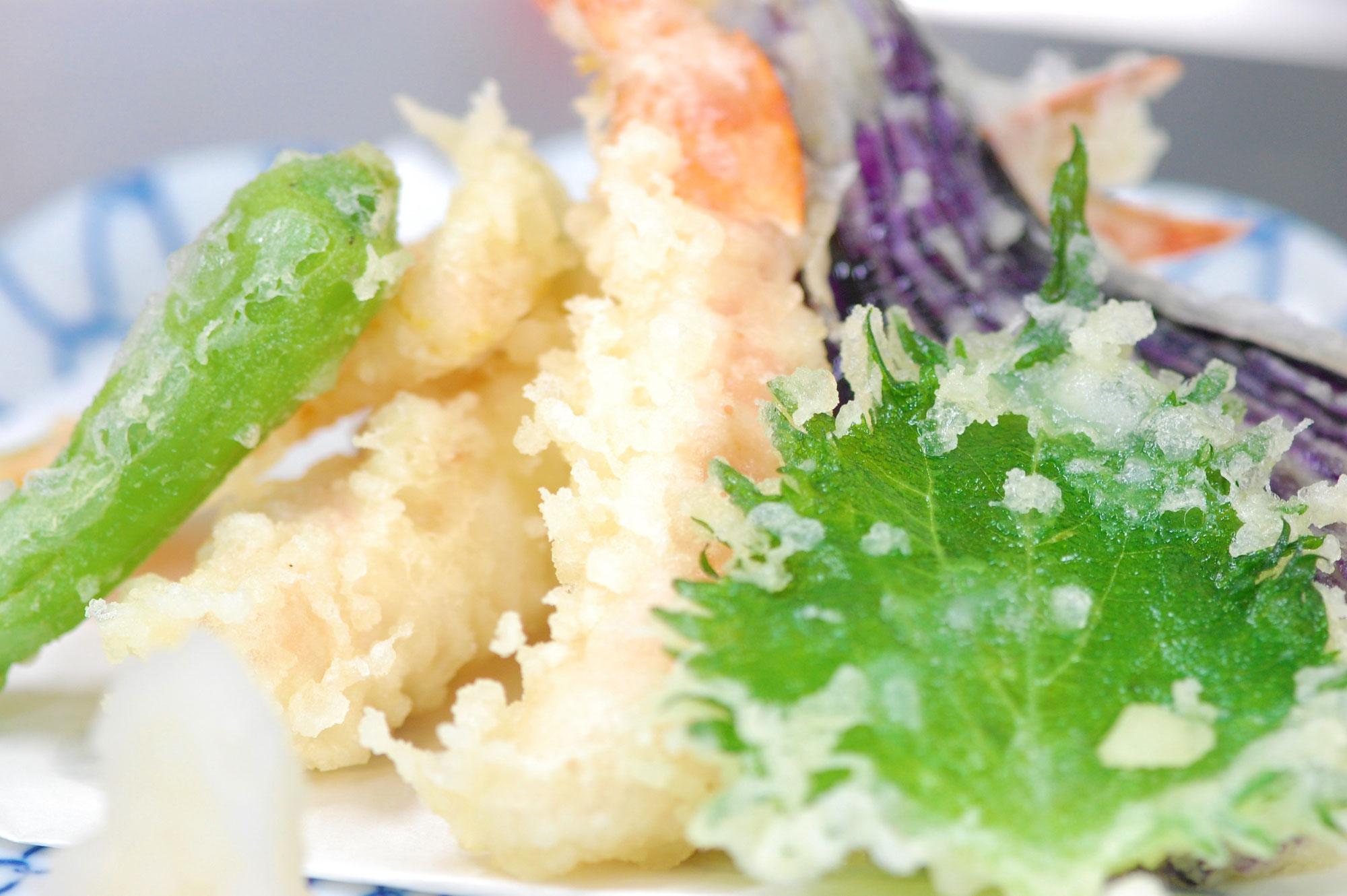 日本料理(天ぷら)