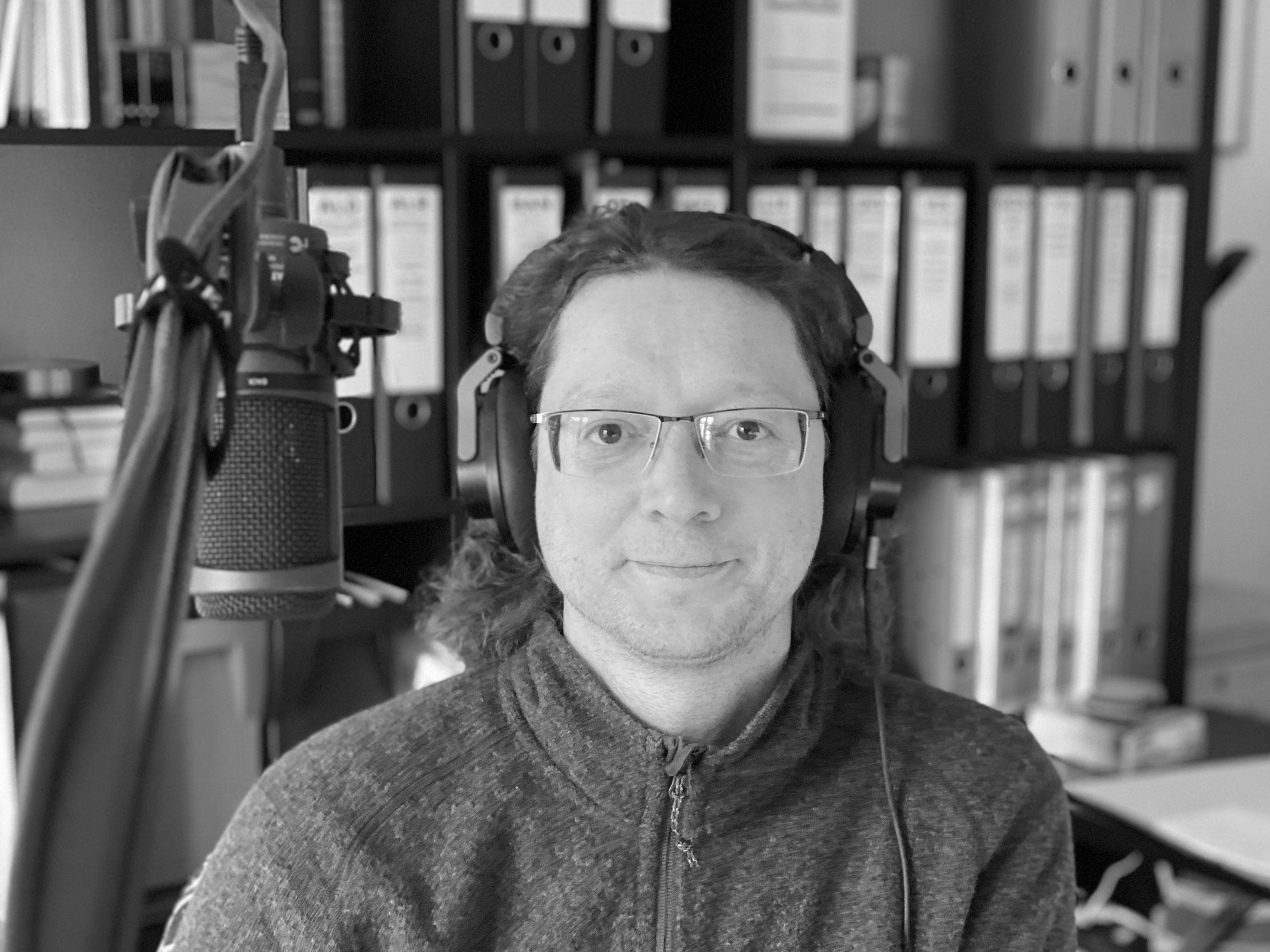 Der Erntehelfer Podcast - Folge 07 - Andreas Litger - Hygiene- und Infektionsschutzbeauftragter für Veranstaltungen