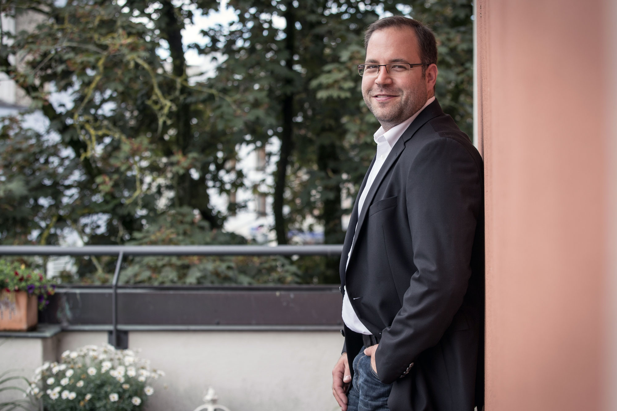Der Erntehelfer Podcast - Folge 23 - Manuel Weiskopf - hat die Sicherheit der Besucher im Fokus