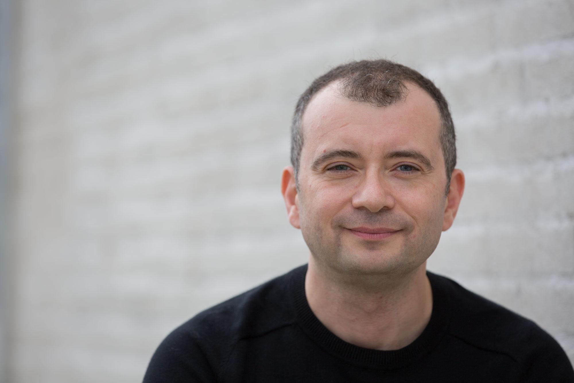 Der Erntehelfer Podcast - Folge 12 - Jewgeni Birkhoff - Komponist und Sound Designer