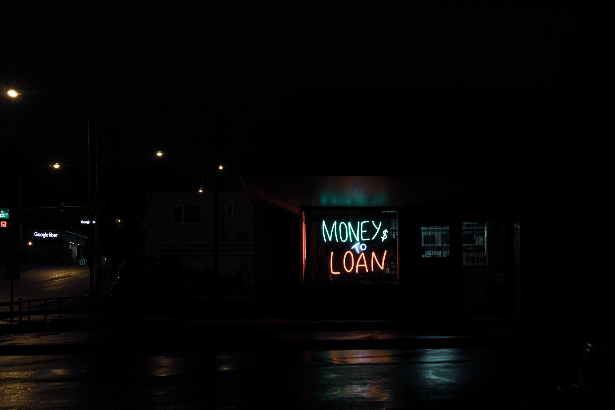 How Not to Pay off a Loan