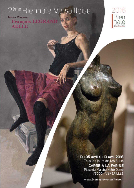 Exposition : BIENNALE DE VERSAILLES
