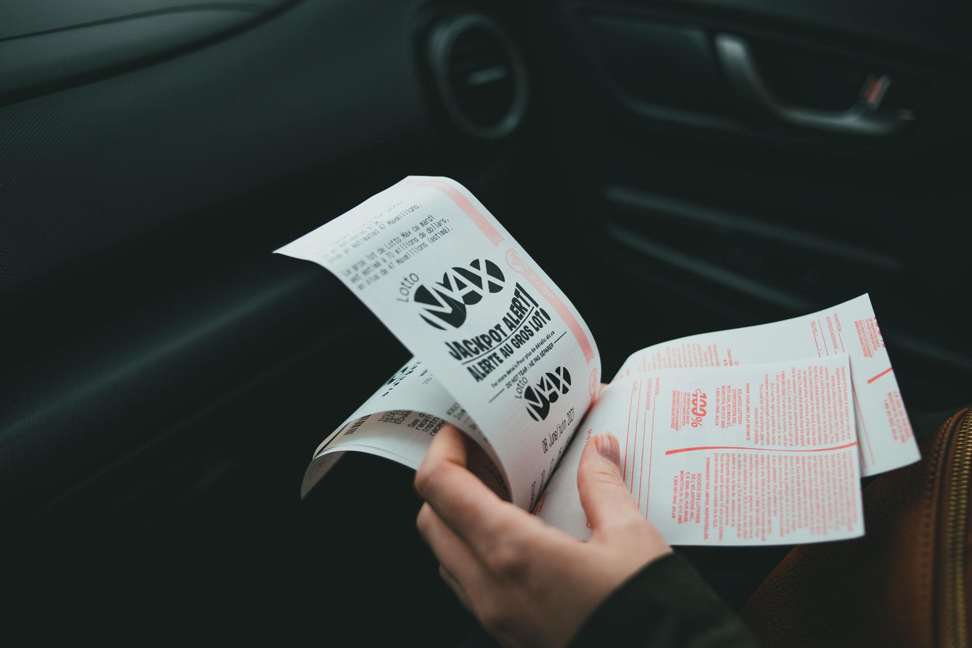 Führerschein im Lotto gewonnen?