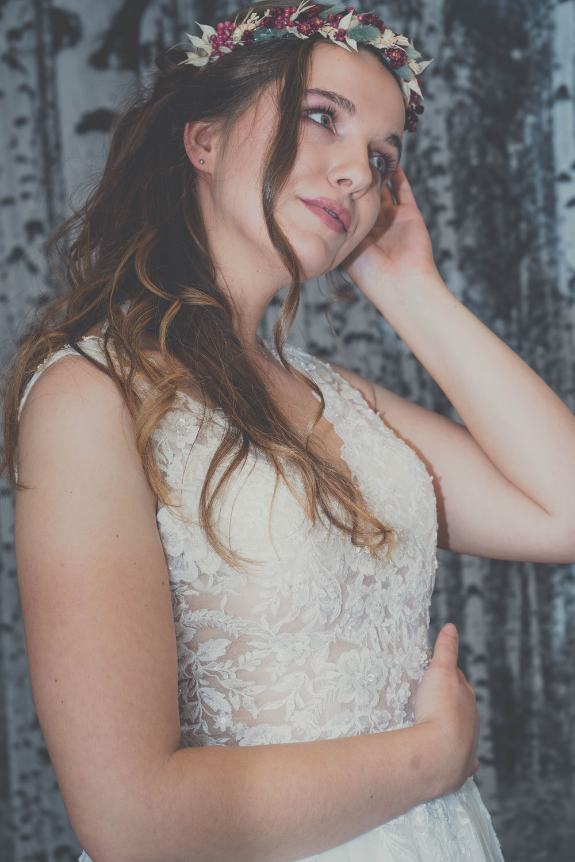 Brautmodenshooting bei Promdress