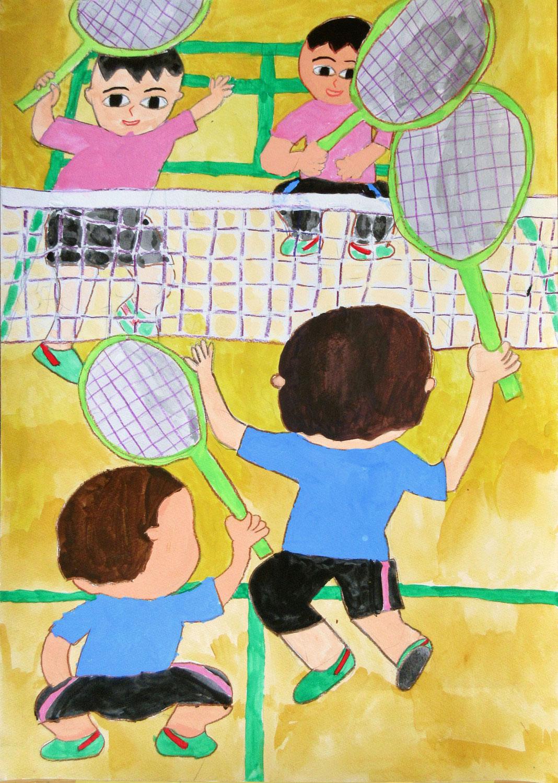 MOA美術館大泉児童作品展に今年もたくさんの絵が入選しました