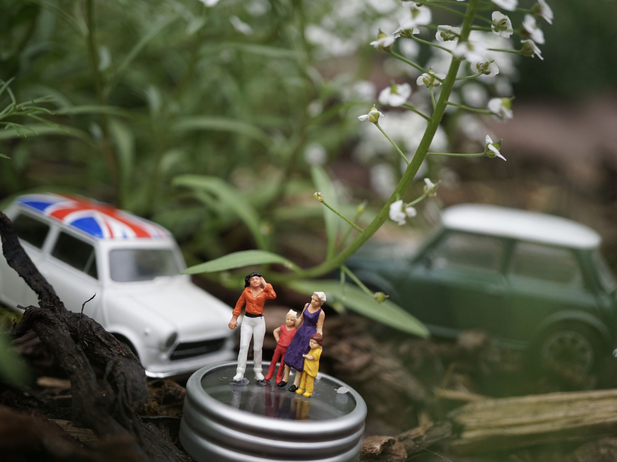 Urlaubsplanung als Regenbogenfamilie
