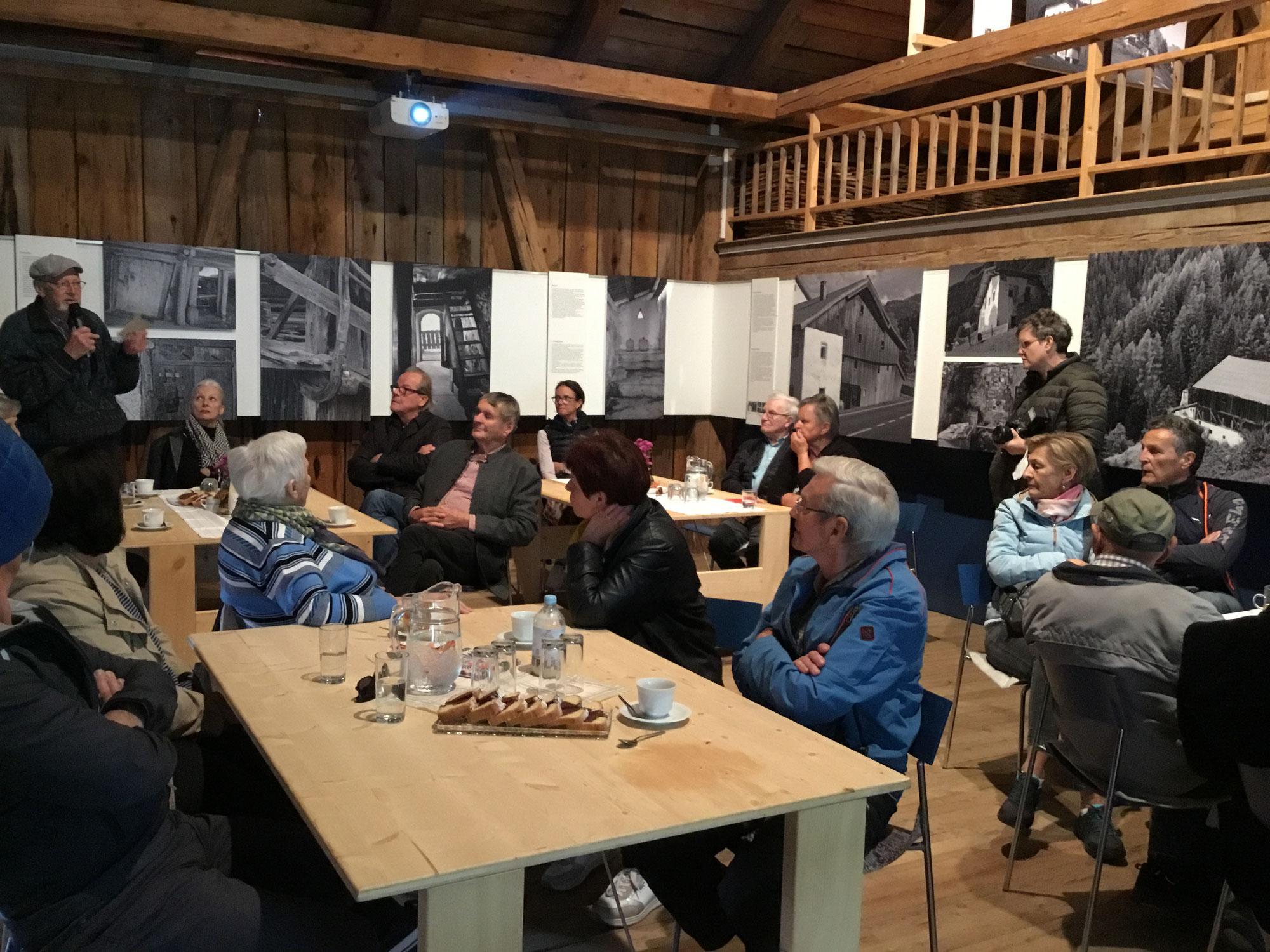NS-Diktatur im Klostertal im Fokus zweier Veranstaltungen