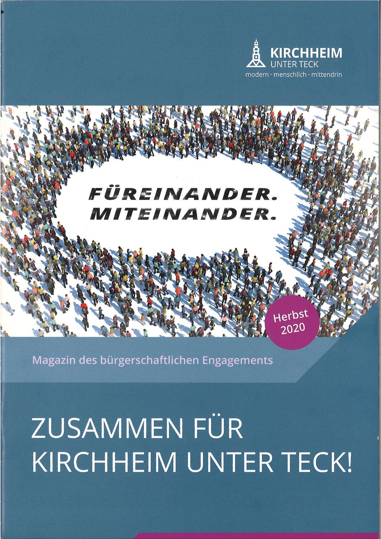 Magazin BE der Stadt Kirchheim