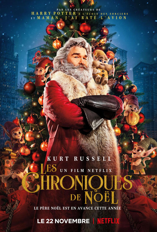 Les chroniques de Noël (1 & 2)