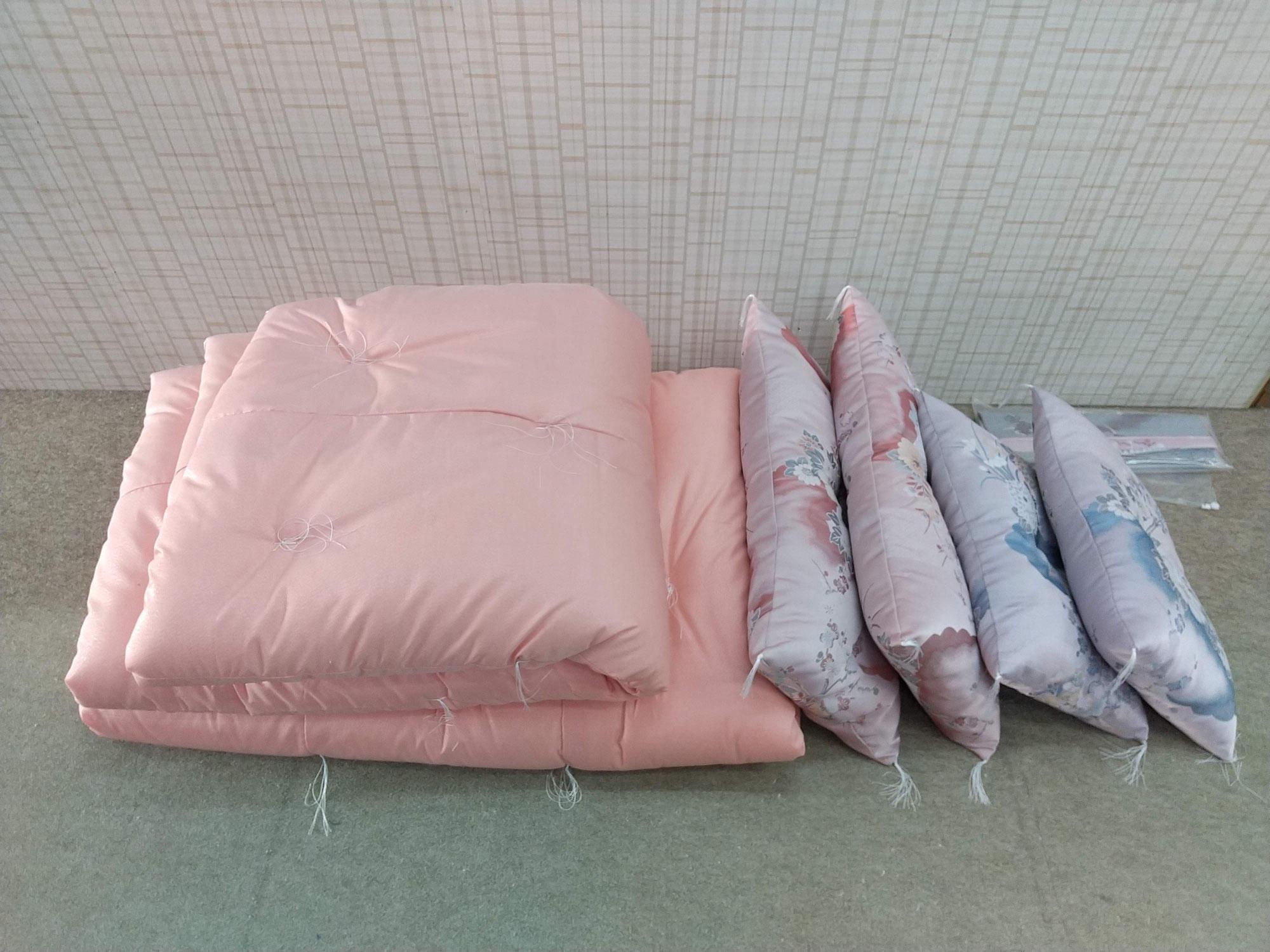 赤ちゃんのお布団を作る