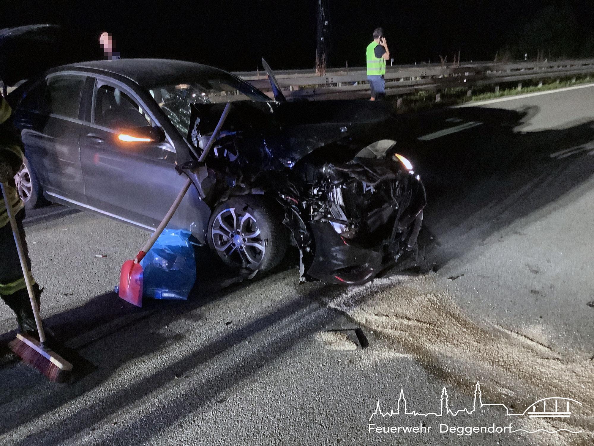 Verkehrsunfall A3