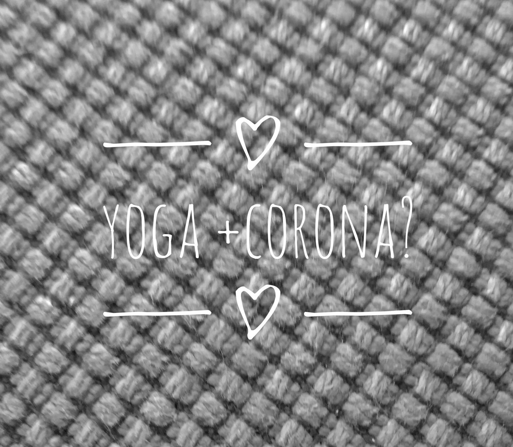Corona - Update