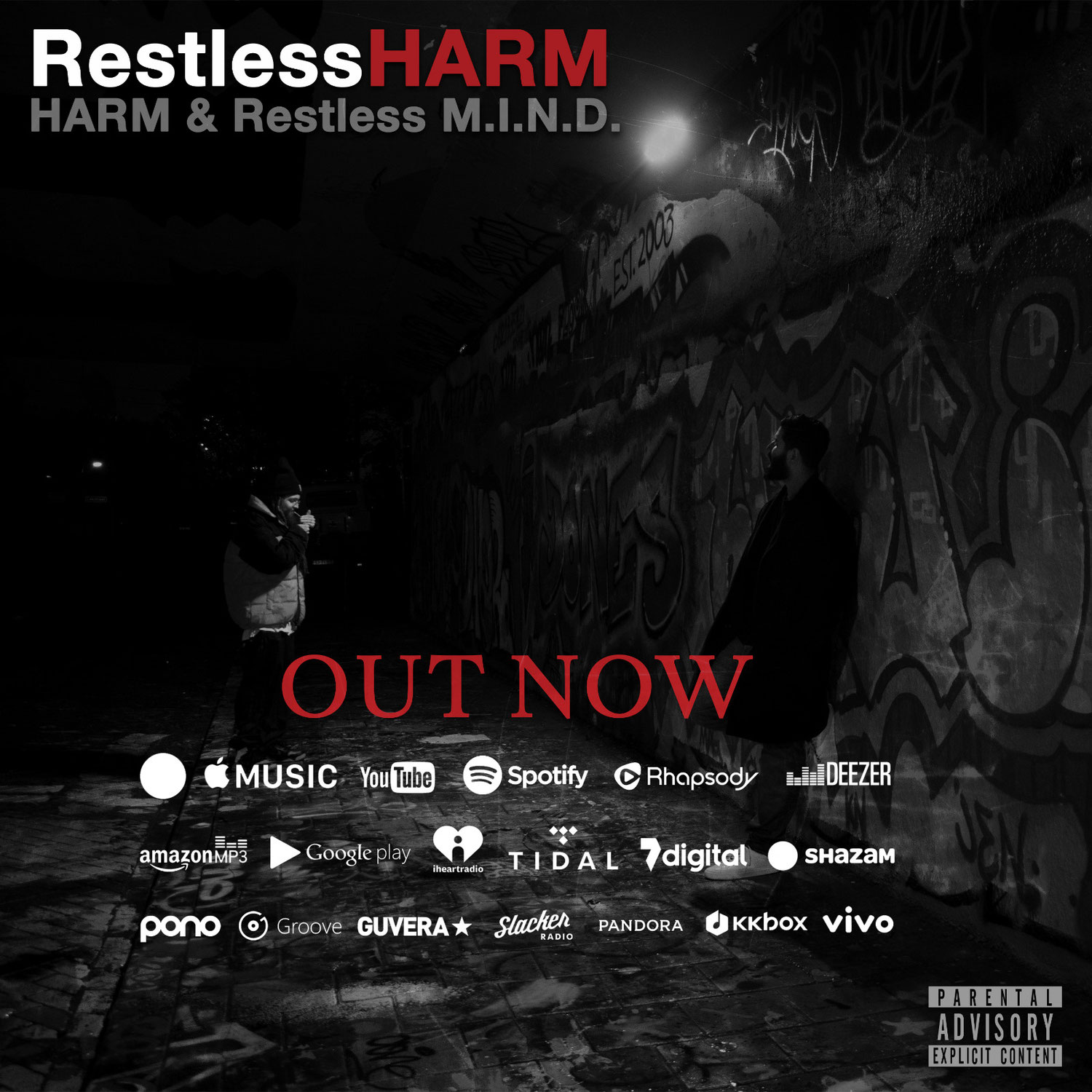 Restless H.A.R.M EP