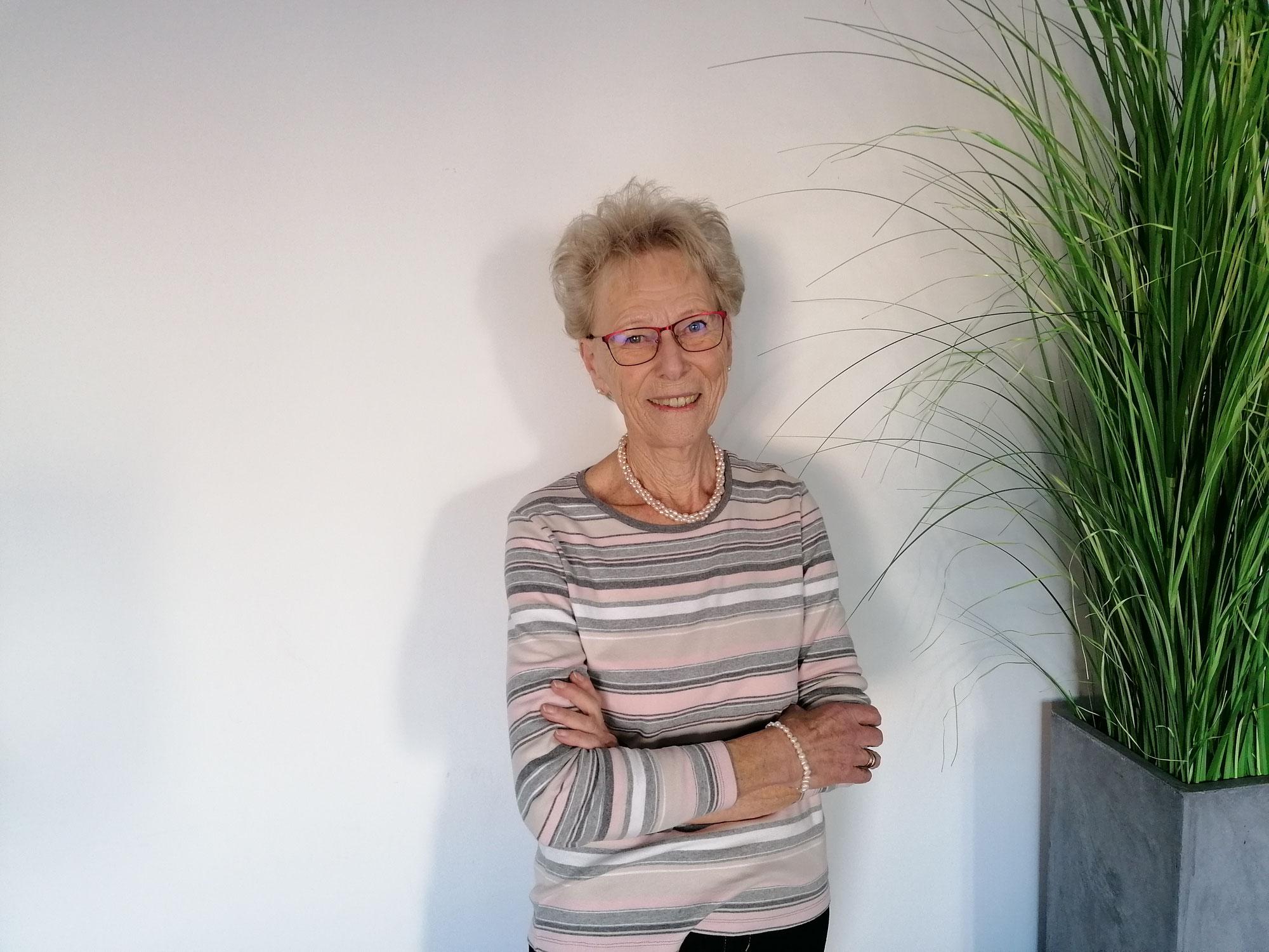 Ingrid Straßer ist Hessens Heldin 2020