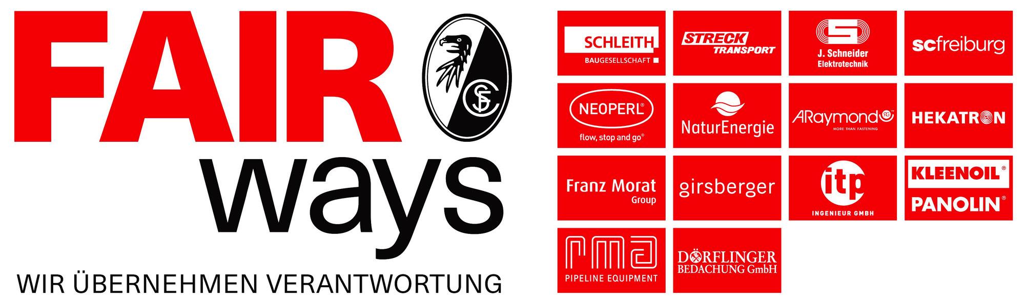 Besuchsdienst Freiburg erhält den FAIR ways Preis