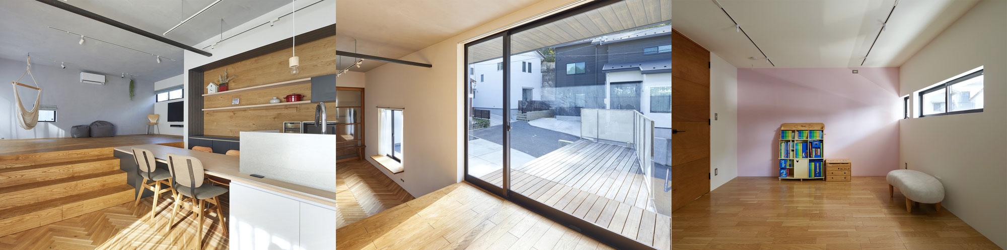 House in Horikoshiのこだわり【壁について】