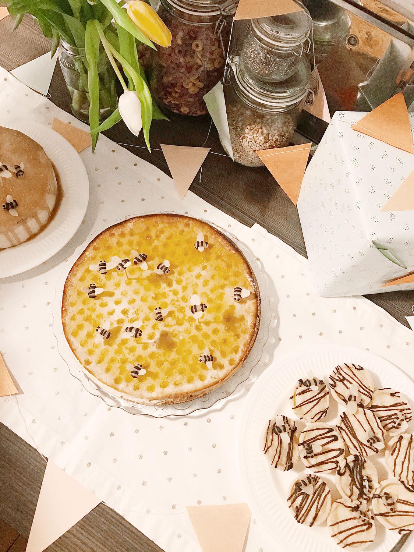 bee themed birthday cakes - putting my twist on them