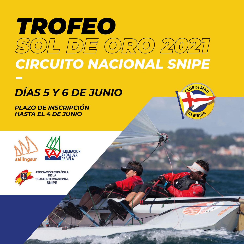 JORDI TRIAY Y MARTA HERNÁNDEZ GANAN EL TROFEO SOL DE ORO