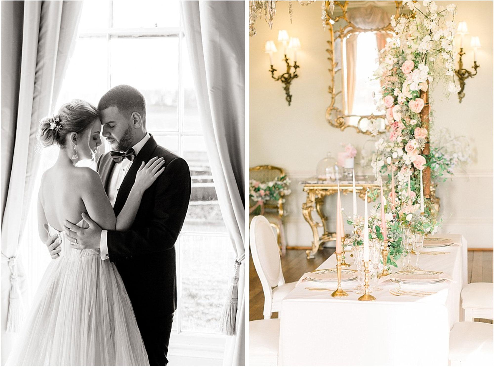 Hochzeitsfotograf England: Fine Art Elopement in der Prestwoldhall in Leicester