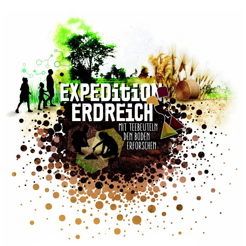 Mit Teebeuteln Expedition ins Erdreich gestartet