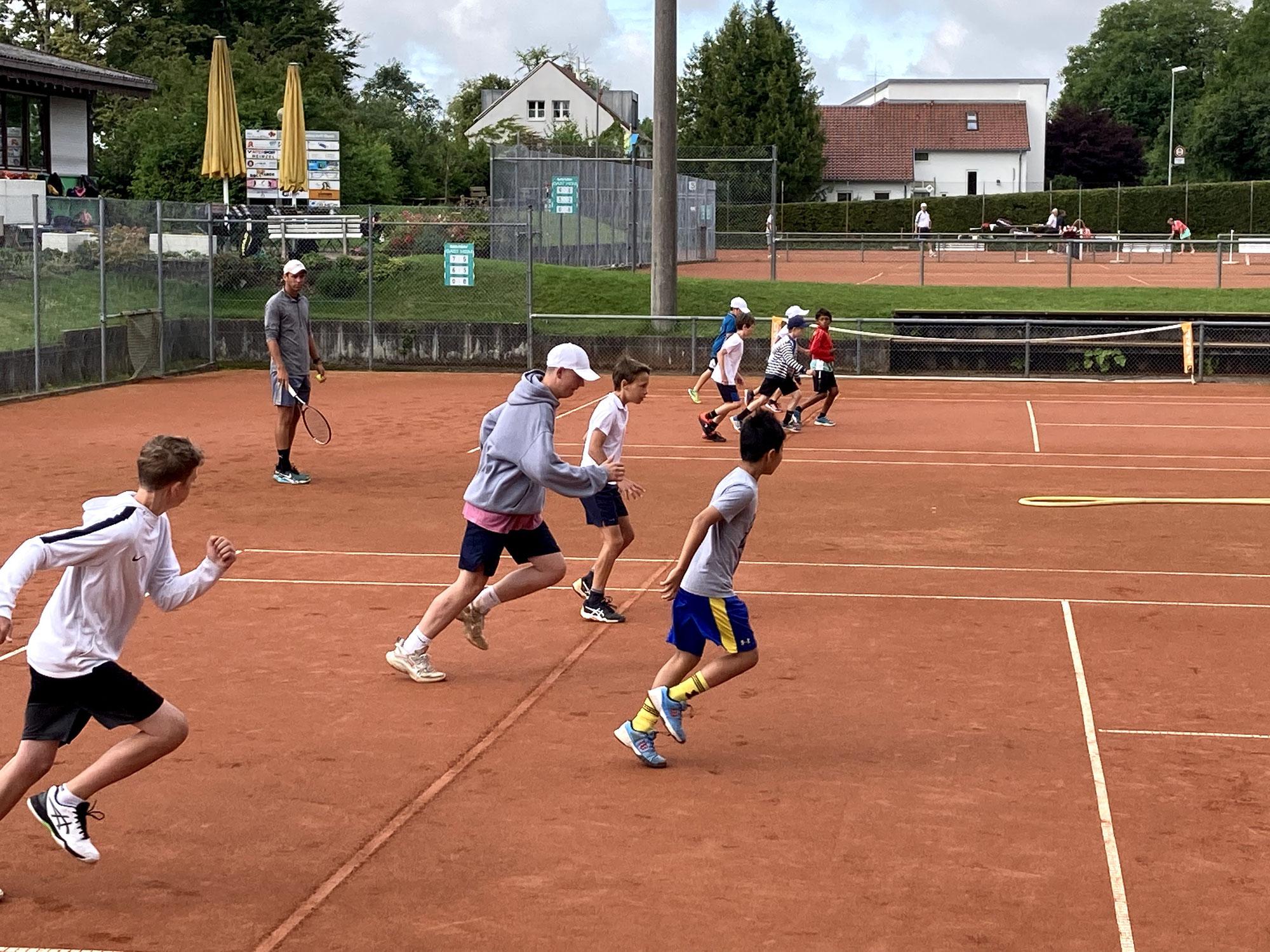 Sommerkurse beim TC Biberach