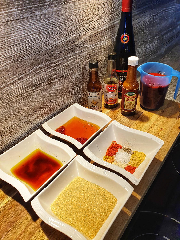 """B_F_BBQ - Sauce """"Honeysmoke"""""""