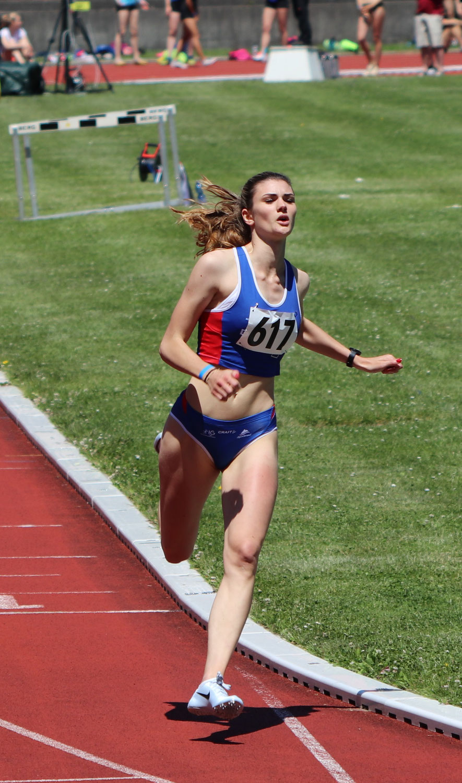 Starke Leistungen und Platzierungen beim Leichtathletik-Restart-Meeting
