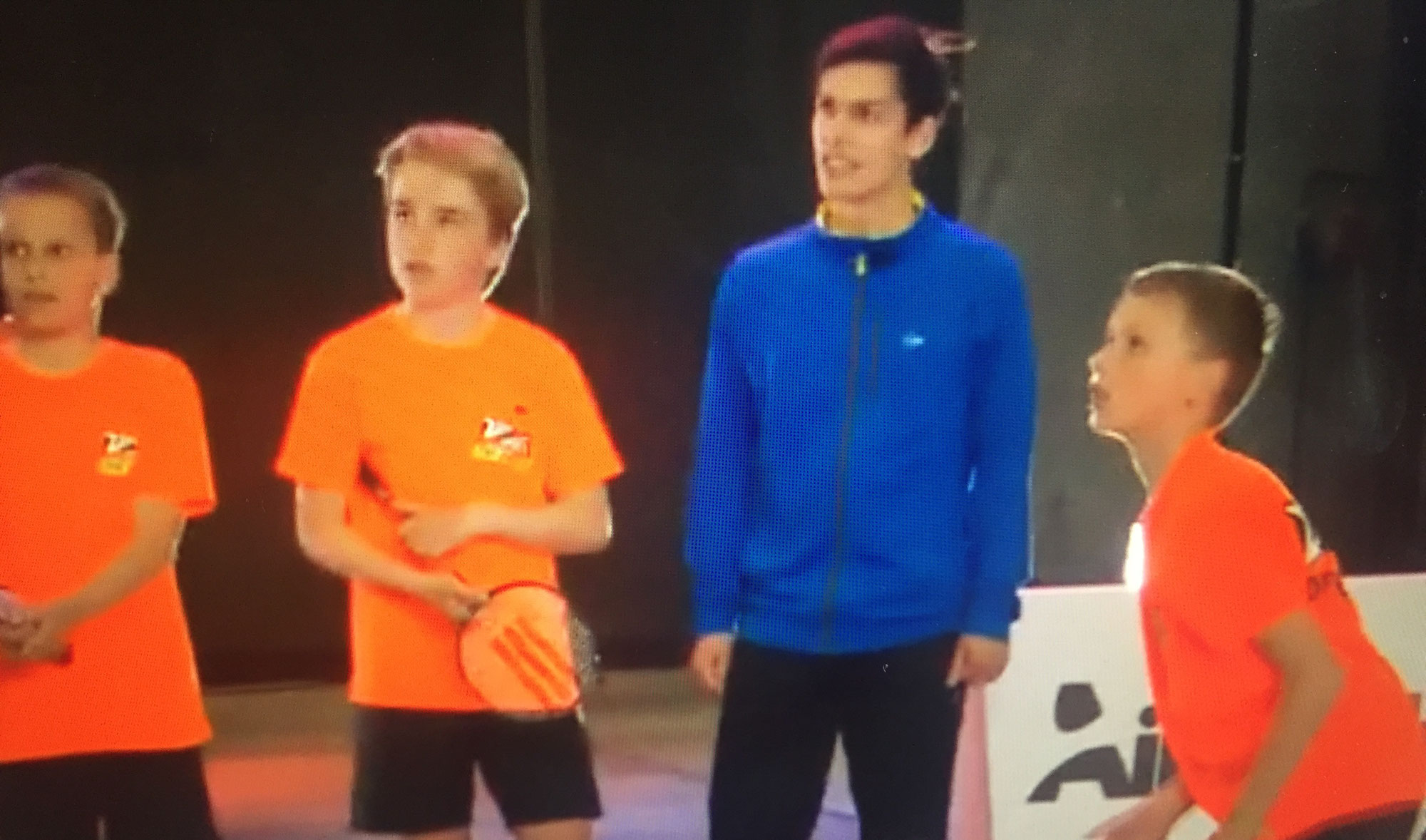 HBV-er Thomas Sibbald te zien in ZappSport