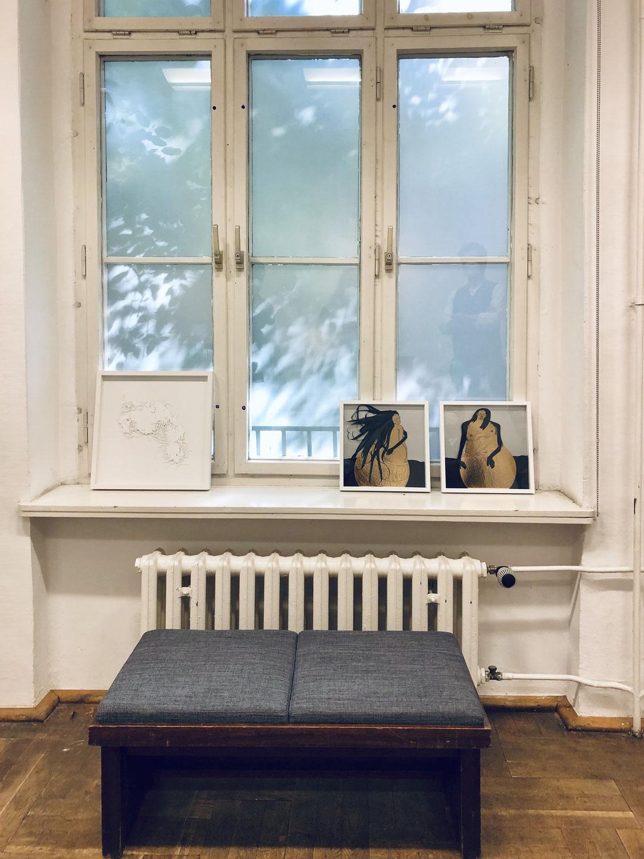 """""""Bild einer Ausstellung"""", Galerie Parterre Berlin"""