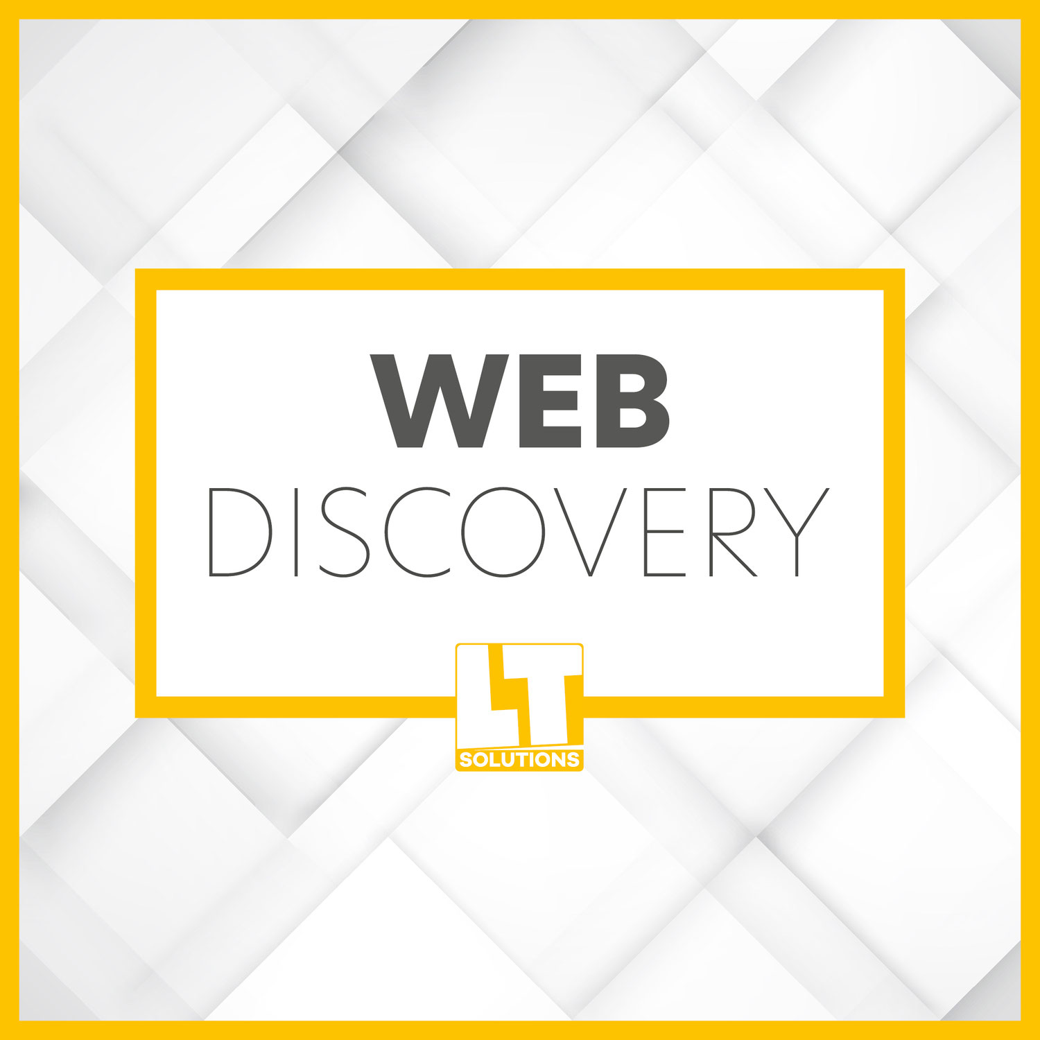 Web Discovery #1