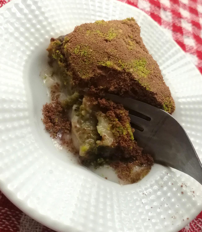 Food Trend in der Türkei: kaltes Baklava (soguk baklava)