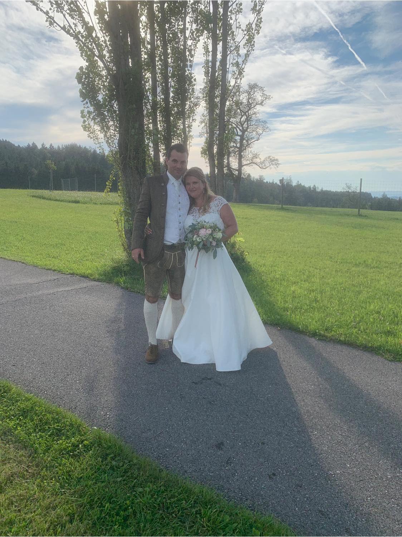 Hochzeitsglocken im August