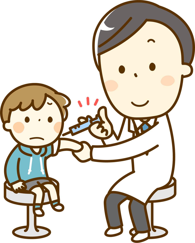 インフルエンザワクチンの接種開始