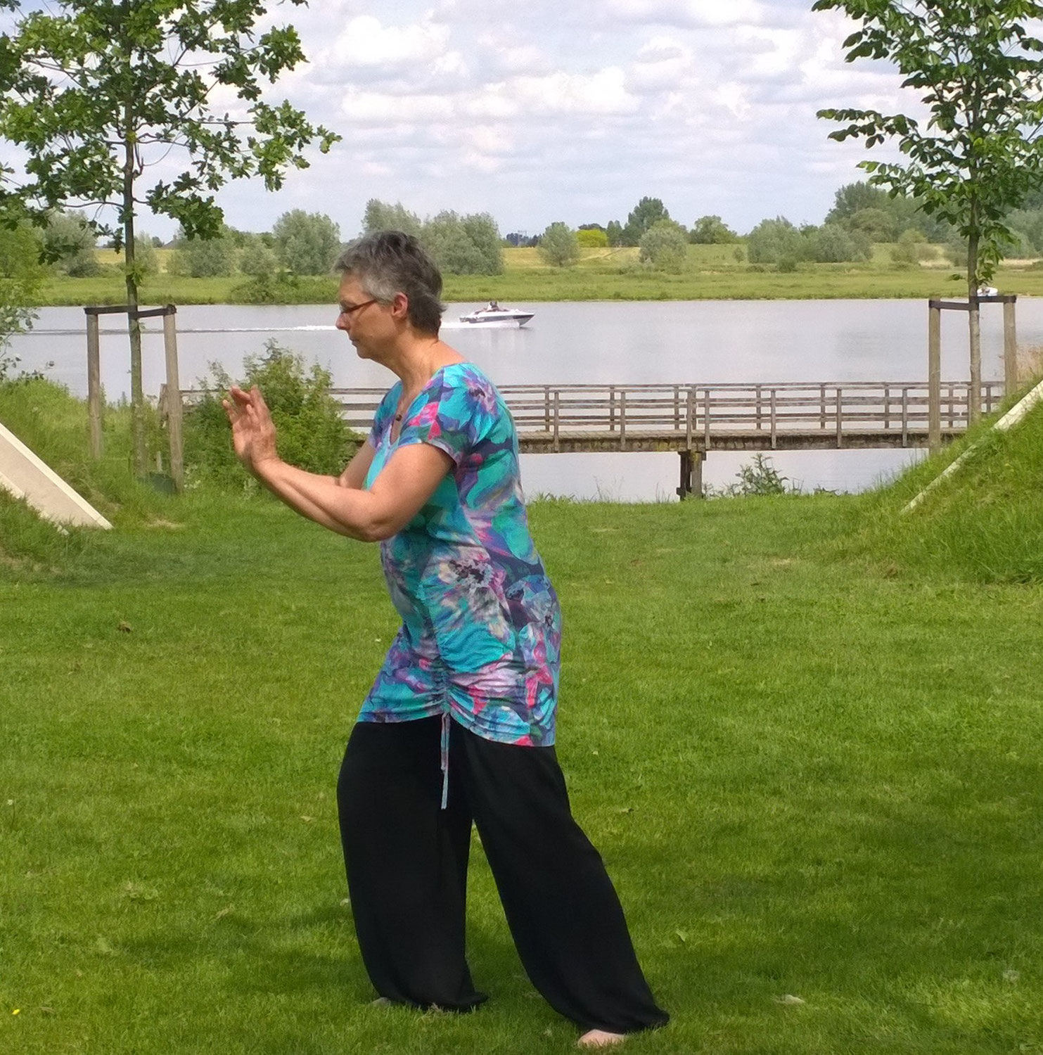 Improving your well-being at home with Tai Chi & Chi Kung